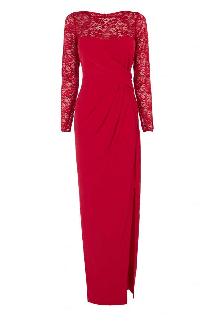 REEVA LACE MAXI DRESS £109.00 click to visit Coast