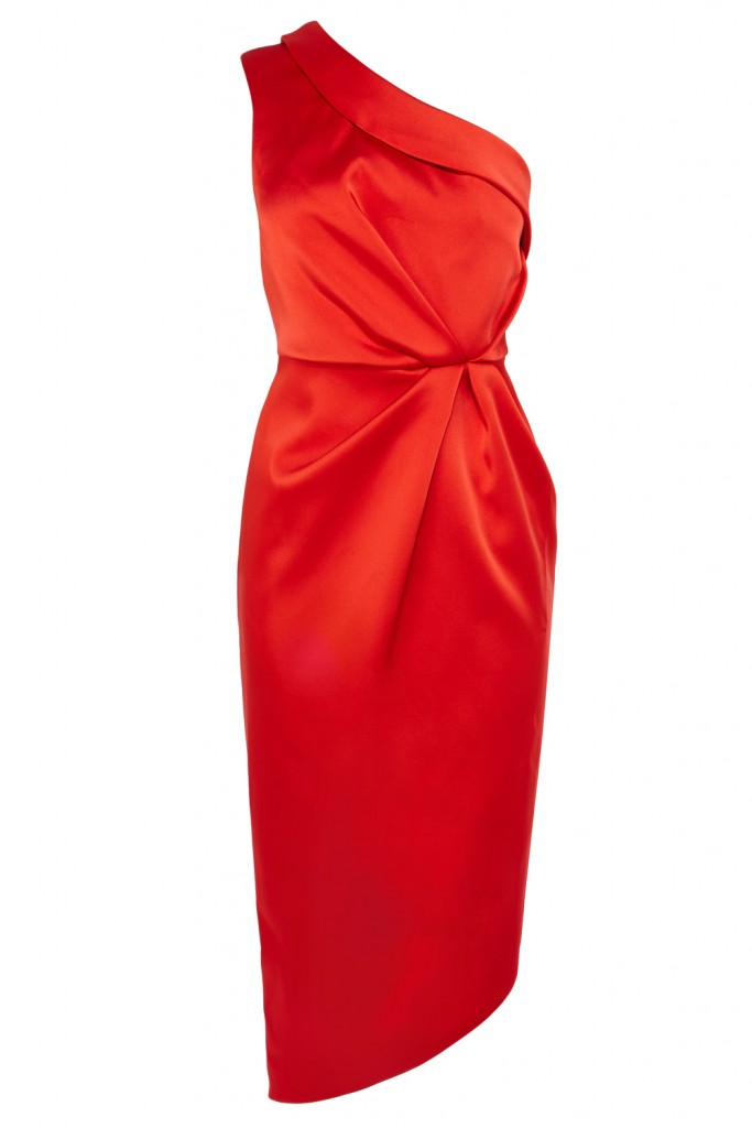 VIVIEN ONE SHOULDER DRESS £195.00 click to visit Coast