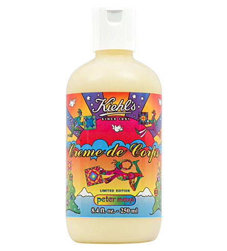 KIEHL'S Limited Edition Crème de Corps body lotion 250ml     £27.00 click to visit Selfridges
