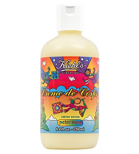 KIEHL'S Limited Edition Crème de Corps body lotion 250ml     £27.00 click to visit Selfridges