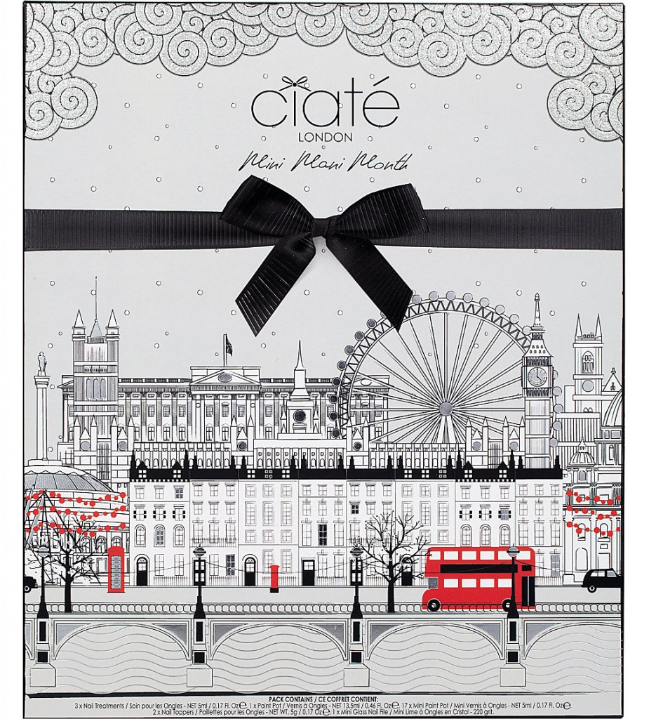 CIATE Mini Mani Month Advent Calendar     £49.00 Click to visit Selfridges