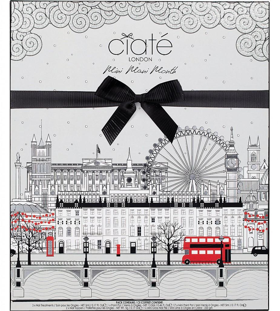 CIATE Mini Mani Month Advent Calendar     £49.00 Click to visit Selfridges