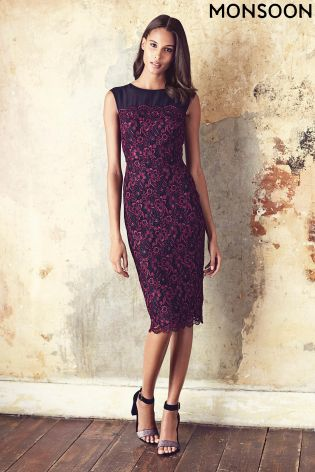 Monsoon Molly Lace Dress £189 click to visit Next