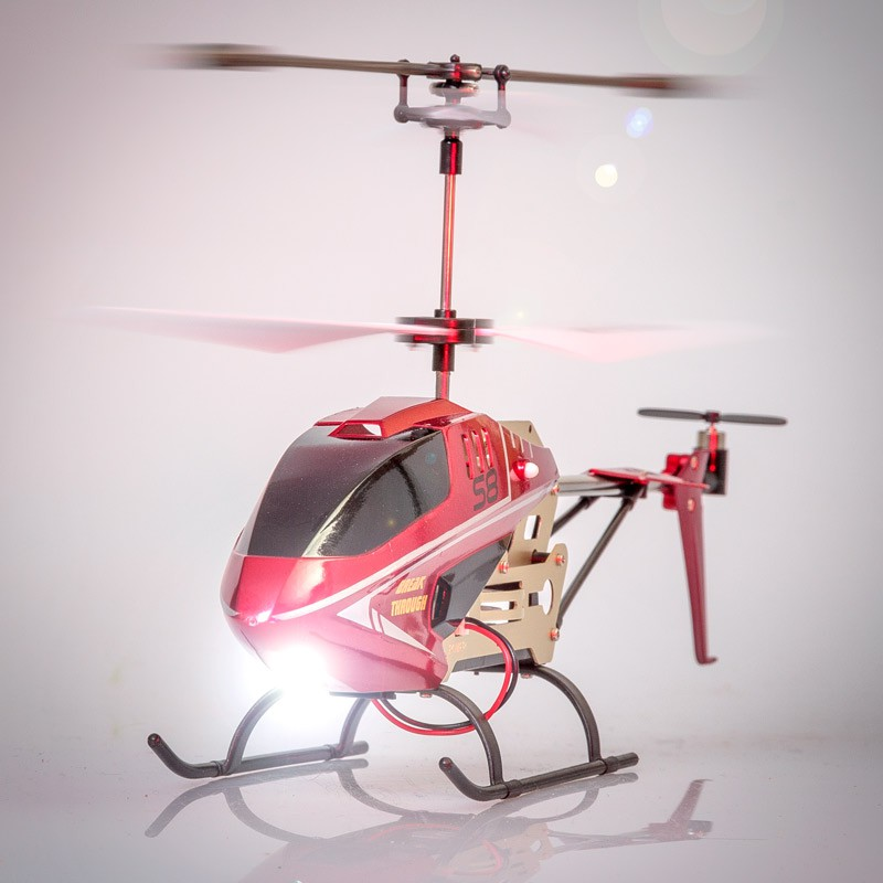 S8 3Ch Ir Helicopter £30 click to visit Hawkins Bazaar