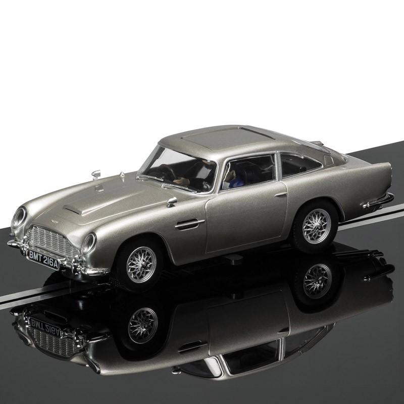 Scalextric C3664A James Bond Aston Martin DB5 Goldfinger £50 click to visit Hawkins Bazaar