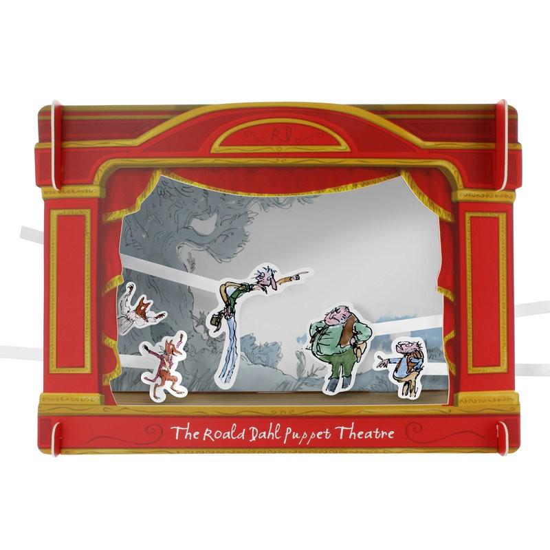 Roald Dahl Puppet Theatre £15 Click to visit Hawkins Bazaar