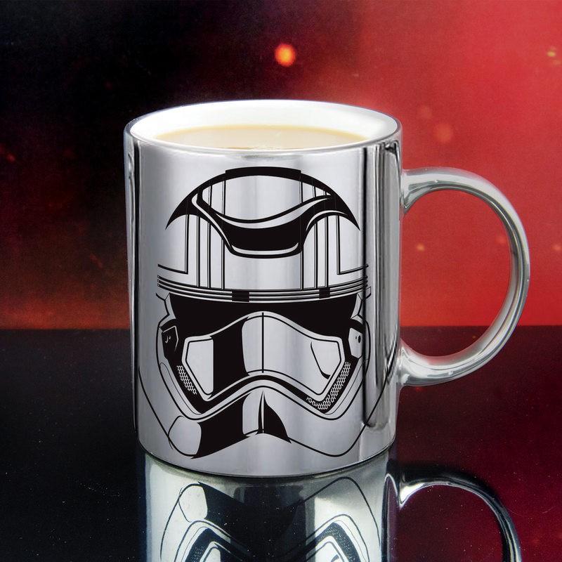 Star Wars Captain Phasma Mug £8 click to visit Hawkins Bazaar
