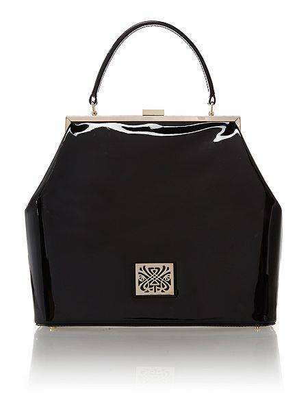 Biba Astella frame handbag now £67.50 click to visit House of Fraser