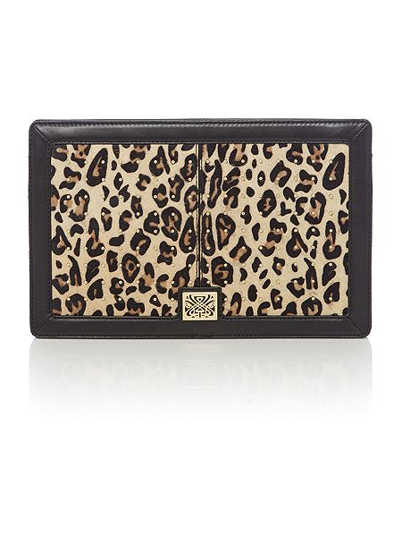 Biba Denise studded clutch bag £59 click to visit House of Fraser