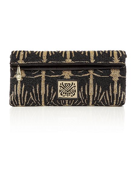 Biba Mya beaded clutch bag £115 click to visit House of Fraser