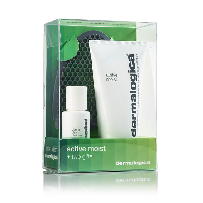 Dermalogica Active Moist (100ml) £39.95 click to visit Pure Beauty