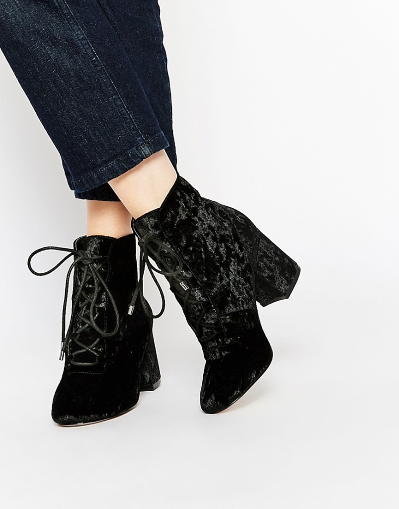 ASOS RETROSPECT Lace Up Ankle Boots £38.00 click to visit ASOS