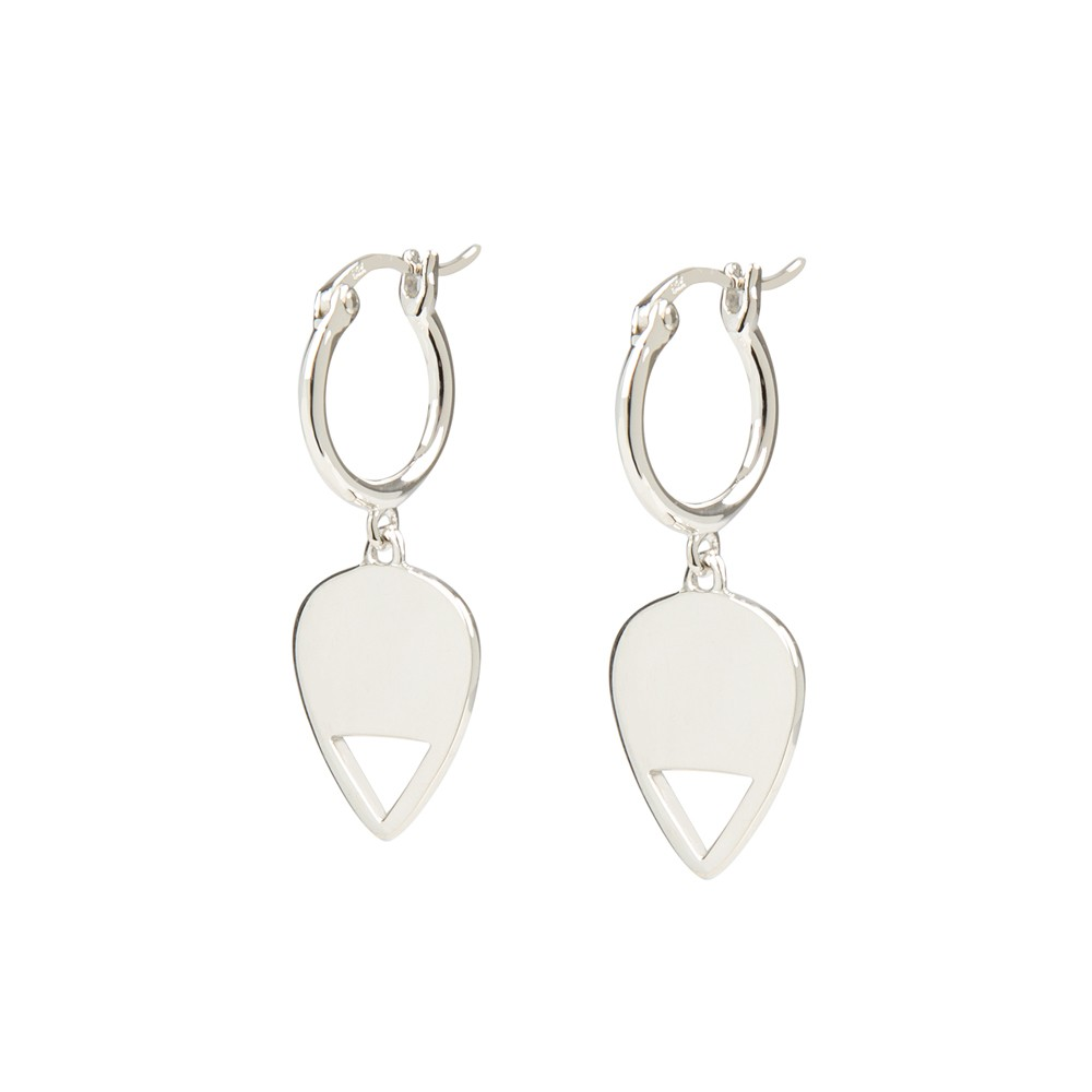 Daisy Laura Whitmore Plectrum Earrings LWE001 £49.00 click to visit T H Baker