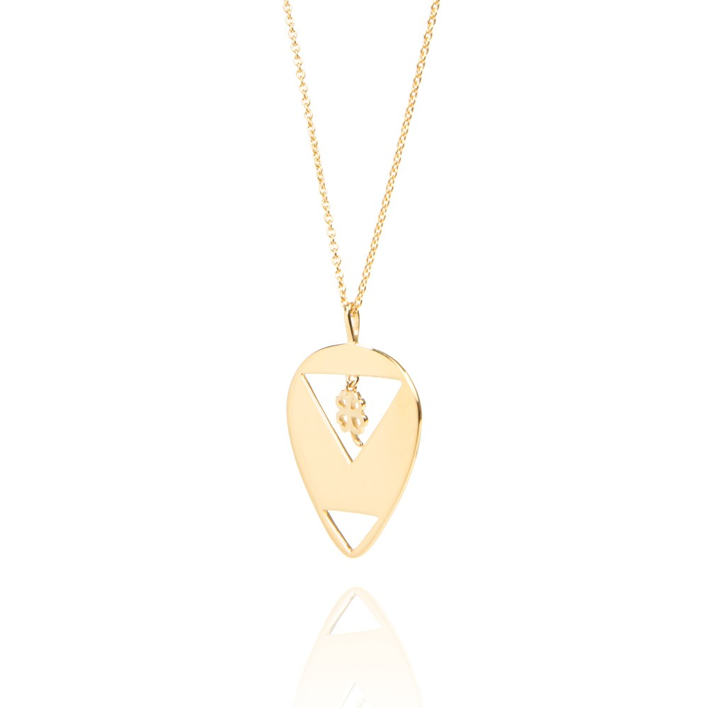 Daisy Laura Whitmore Gold Plated Believe To Achieve Necklace LWN42 £115.00 click to visit T H Baker
