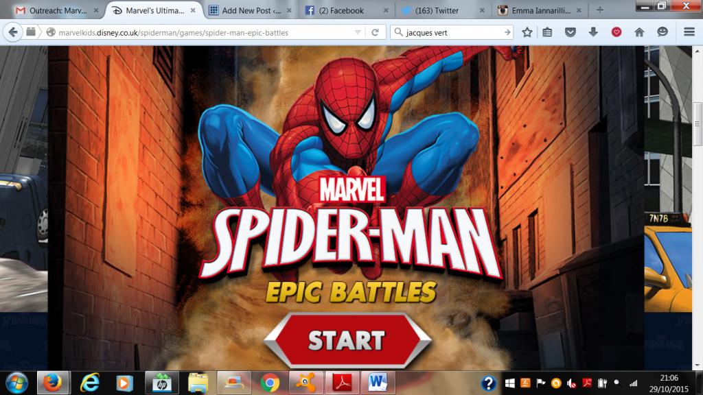 spider epic