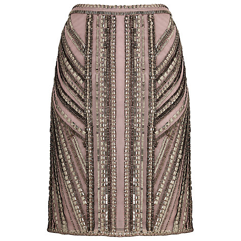 Ena Beaded Pencil Skirt now £44.50 click to visit Phase Eight