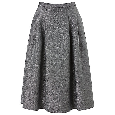 Shimmer Scuba Skirt £79 click to visit Phase Eight