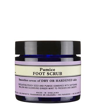 Pumice Foot Scrub £15 click to visit Neals Yard Remedies