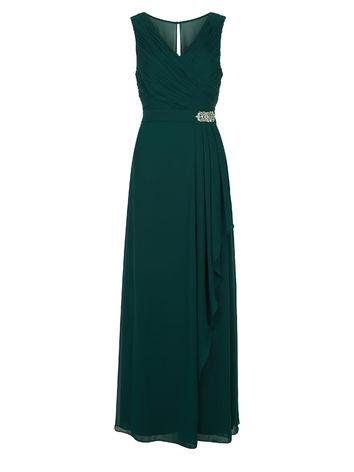 WATERFALL MAXI DRESS now  £119.00 Click to visit Kaliko