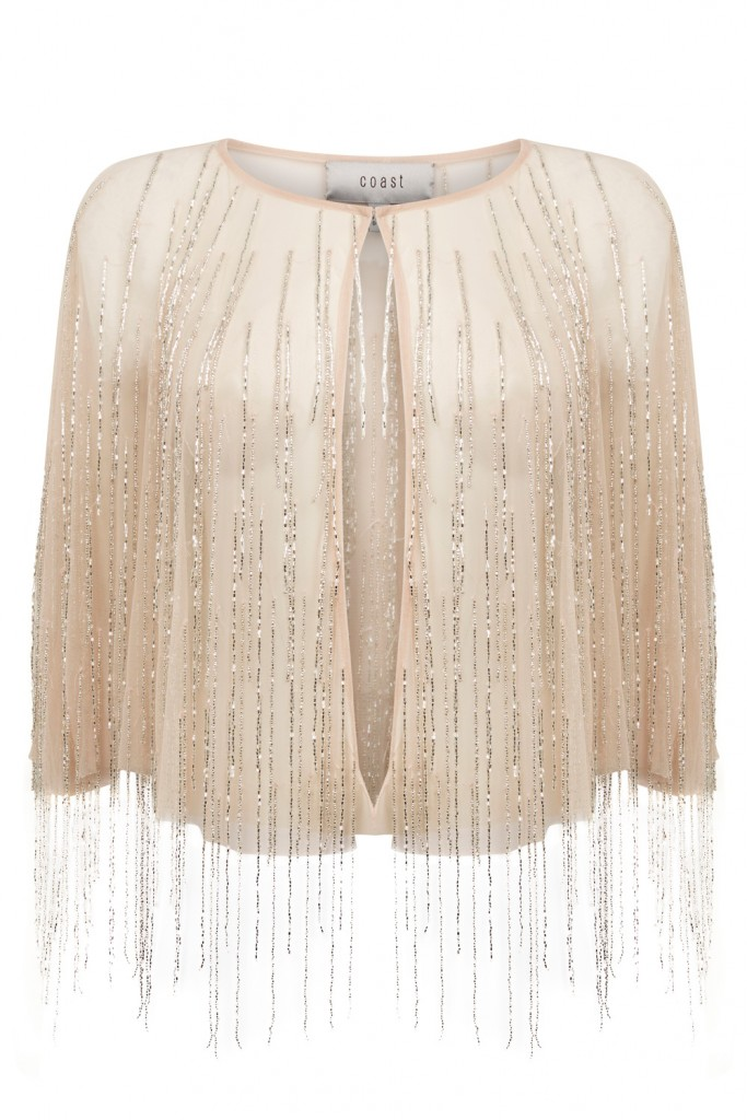 CHI SPARKLE CAPE £119.00 click to visit Coast