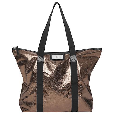 Et DAY Birger et Mikkelsen Gweneth Tote Bag, Metallic £65 click to visit John Lewis
