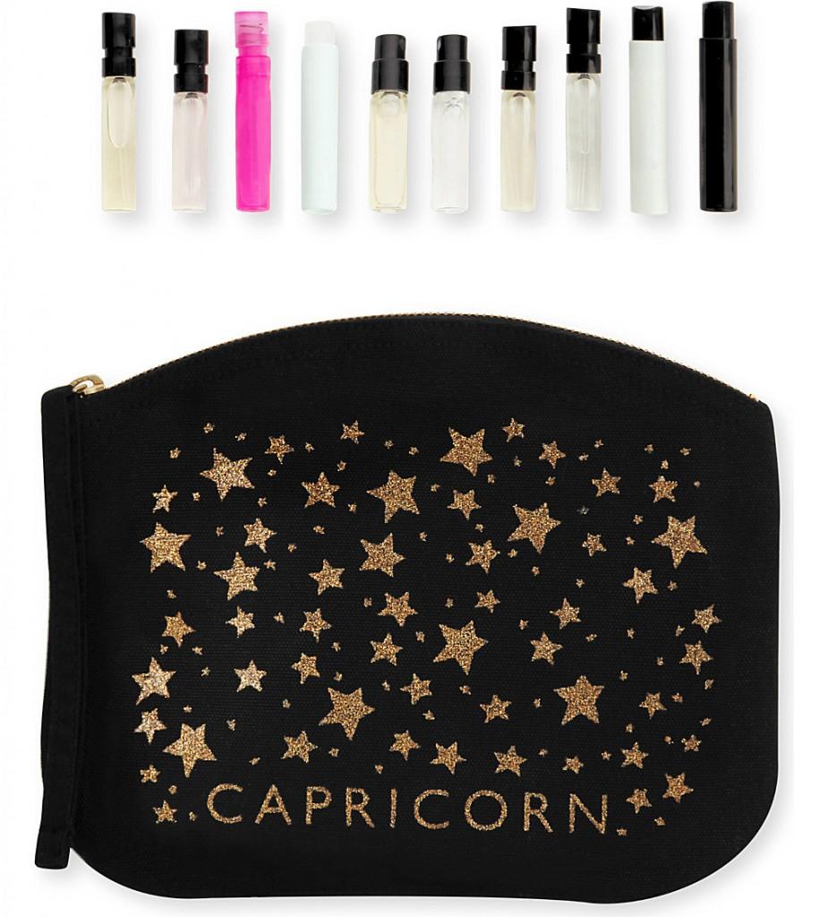 SELFRIDGES Astrological Fragrance Collection Bag – Capricorn £15.00 Click to visit Selfridges