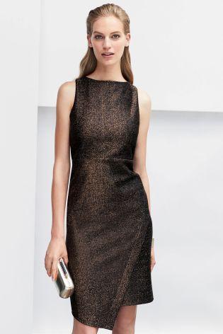Sparkle Pencil Dress £48 click to visit Next