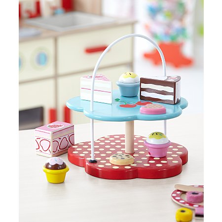George Home Wooden Cake Stand £12.00 click to visit George at Asda