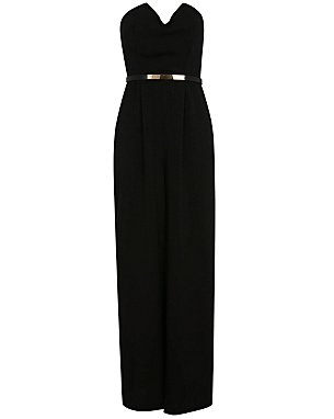 Belted Palazzo Leg Jumpsuit £25.00 click to visit George at Asda