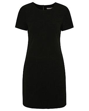 Suedette Shift Dress £16.00 Click to visit Asda George
