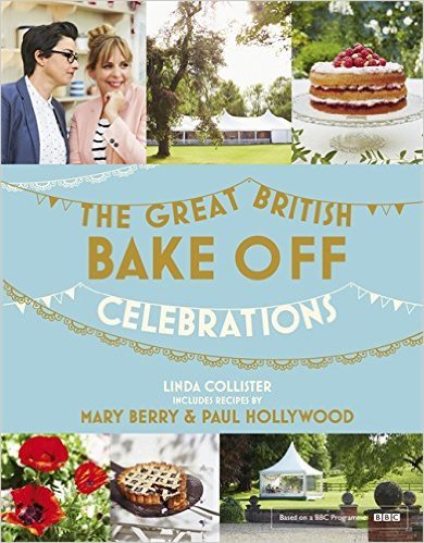 Great British Bake Off: Celebrations: With recipes from the 2015 series £6.79 click to visit Amazon