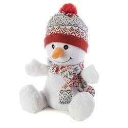 Personalised Microwave Snowman