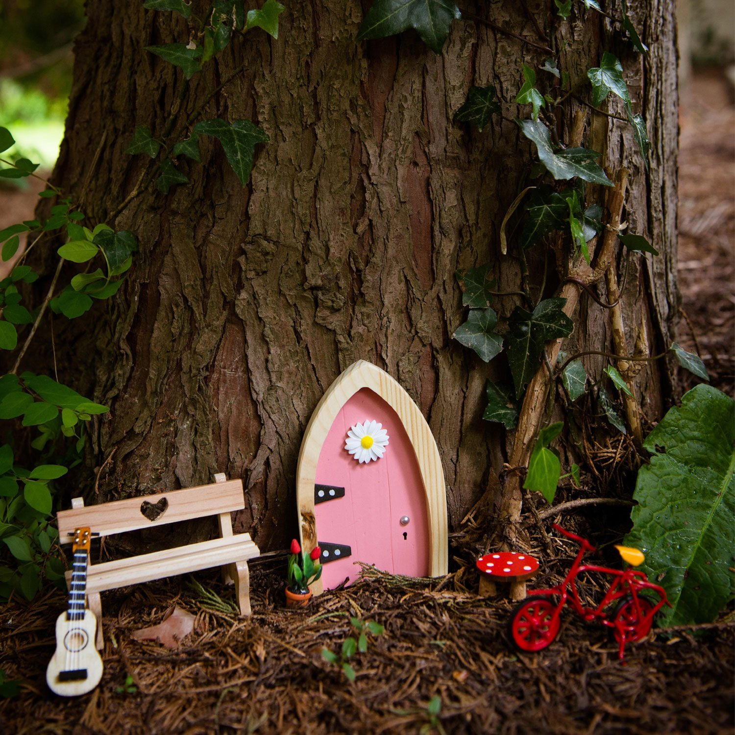 The irish fairy door company fashionmommy 39 s blog for The works fairy door