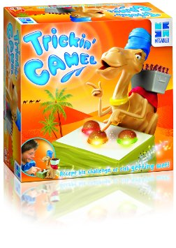Trickin' Camel Game by Megableu £19.99 Click to visit Amazon