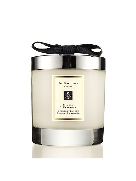 Jo Malone London Mimosa & Cardamom Home Candle £42 Click to visit House of Fraser