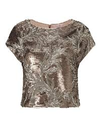 Nasia Sequin Top £79.00 click to visit Phase Eight