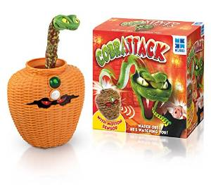 Cobra Attack Game by Megableu £24.99 Click to visit Amazon
