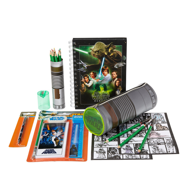 Ultimate Star Wars Stationery Set - NEW! £15 click to visit Moonpig