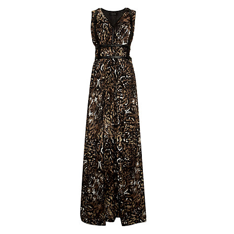 Supertrash Daisy Maxi Dress, Gold Phoenix £145 Click to visit John Lewis