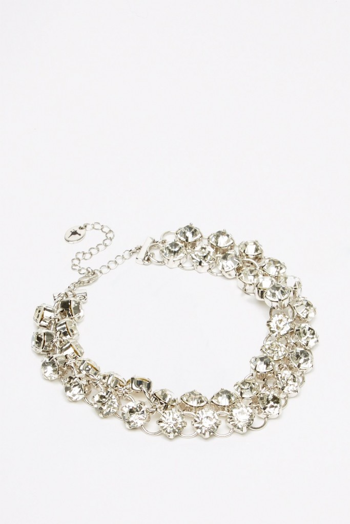 BRYNY DIAMANTE CHOKER 100009697001 £29.50 Click to visit Jack Wills