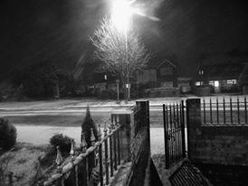 My Winter Snow picture from Essington