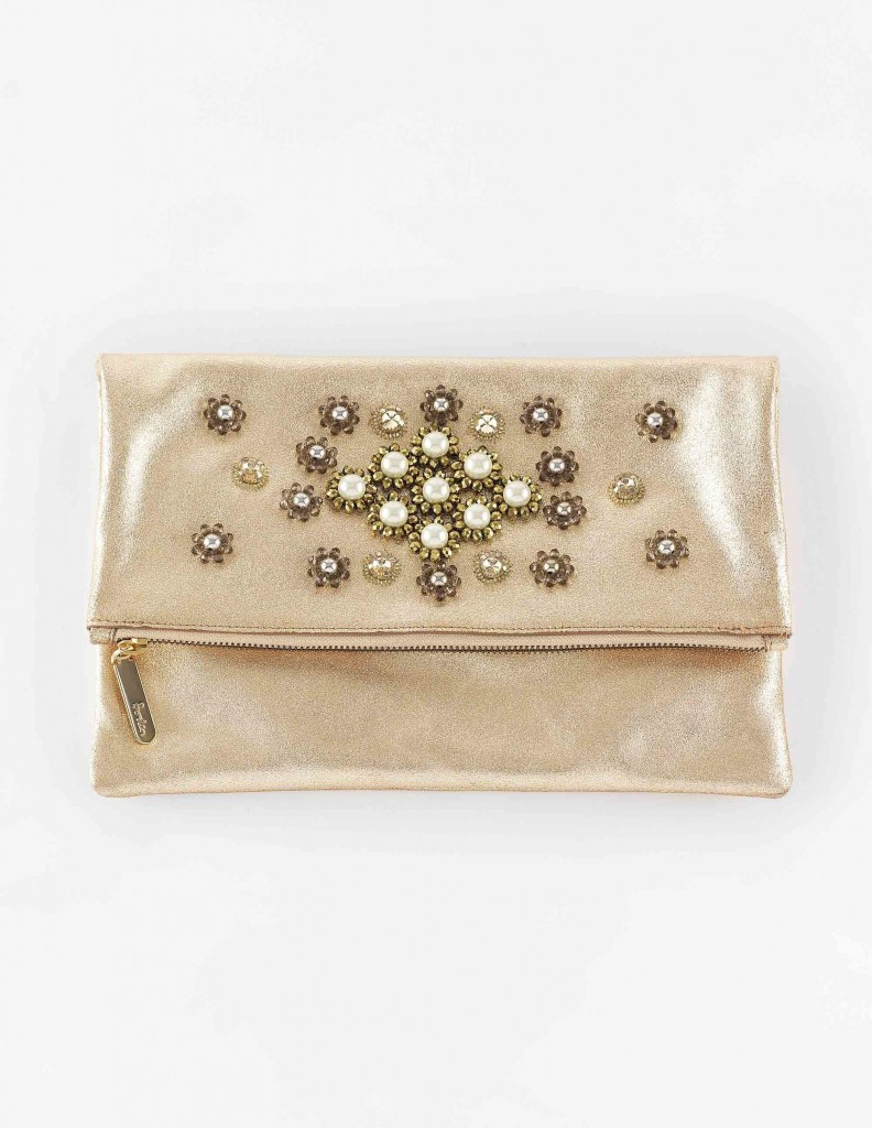 Jewelled Clutch  Was £89.00 Now £53.40  Click to visit Boden