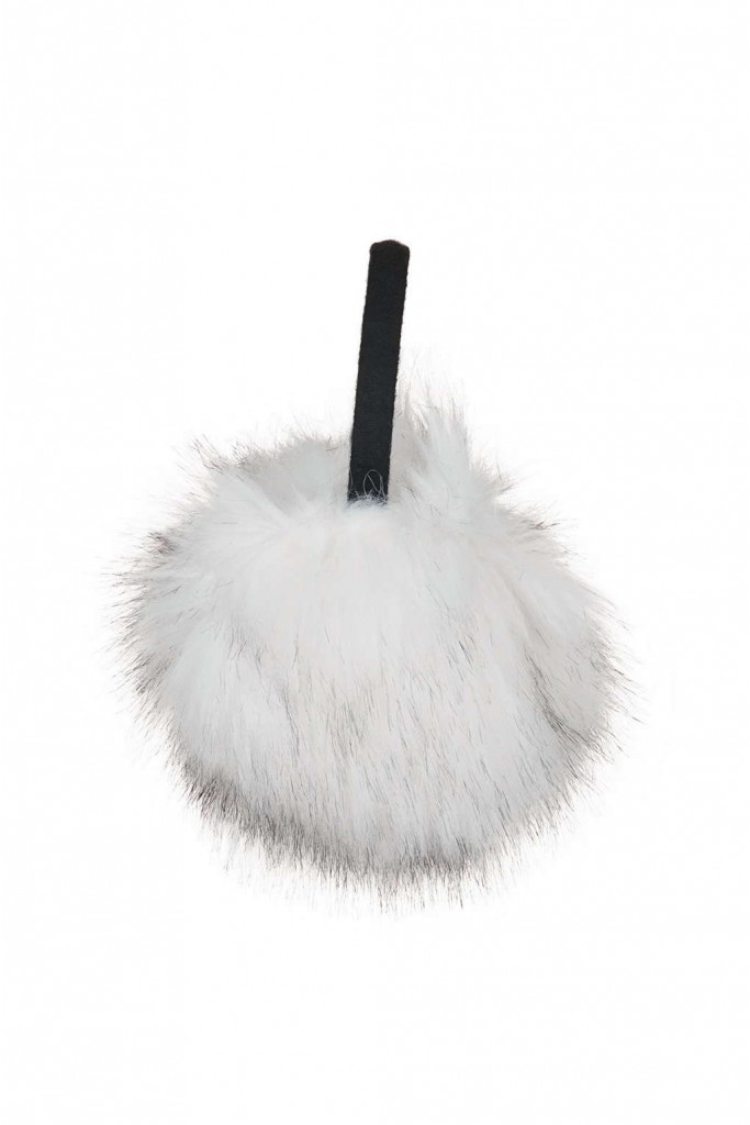 SNO Faux Fur Earmuffs     Price: £12.00 Click to visit Topshop