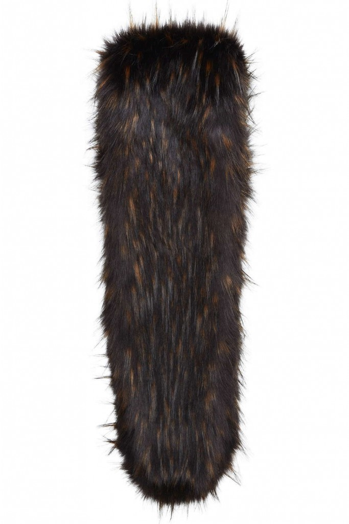 Faux Fur Stole Scarf     Price: £28.00 Click to visit Topshop