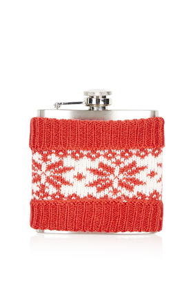 Christmas Jumper Hip Flask Price: £10.00 Click to visit Topshop