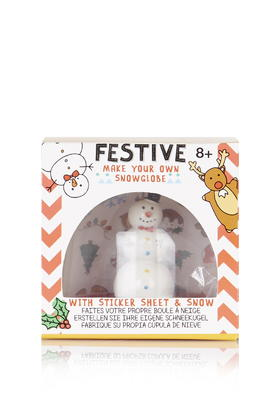 DIY Snowglobe Kit Price: £8.50 Click to visit Topshop