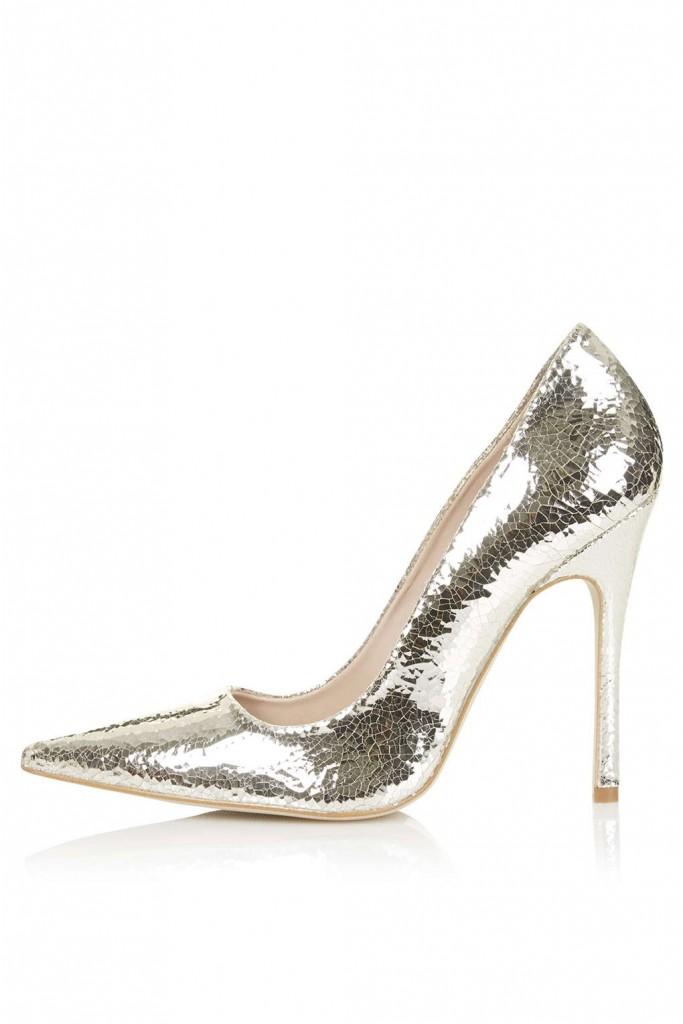 GALLOP Crackle Court Shoes     Price: £59.00 Click to visit Topshop