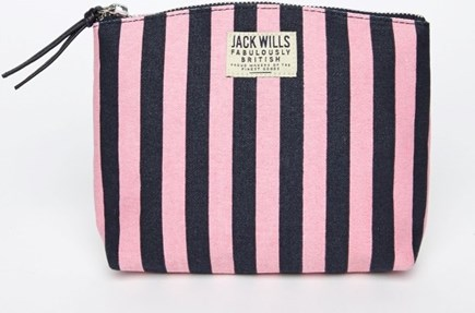 ATTLESEY MAKE-UP BAG £14.50 Click to visit Jack Wills