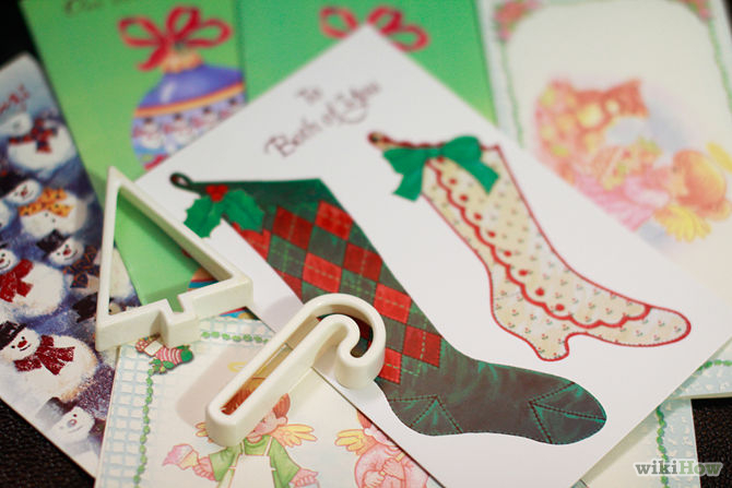 670px-Recycle-Christmas-Cards-Step-5