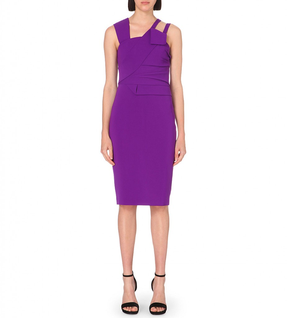 KAREN MILLEN Structured jersey dress     £199.00     £95.00 Click to visit Selfridges